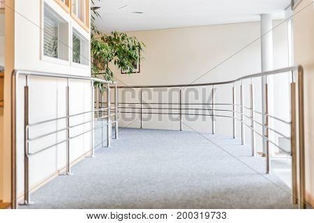 Floor Of An Retirement Home