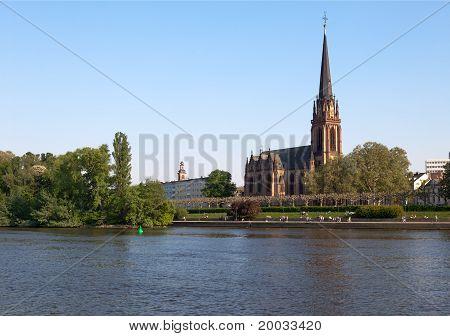 Frankfurt Dreikoenigskirche