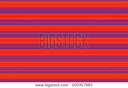 Bright neon background with stripes of varying widths primarily in shades of pink blue purple red orange and yellow. Orients any direction.