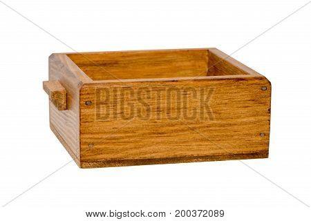 Small Wooden Boxe