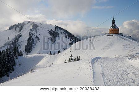 Wallberg Mountain
