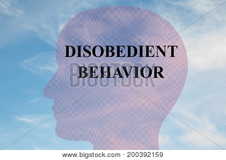 Disobedient Behavior - Behavioral Concept