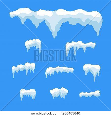Snow Ice Icicle Set