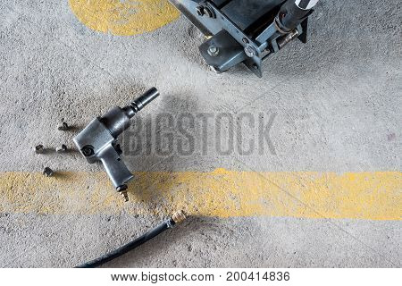 Air Impact  Wrench.