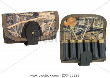 Hunter Rifle Ammo Ammunition Belts & Bandoliers