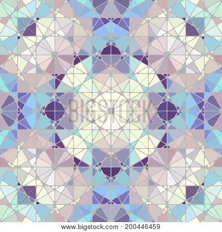 Seamless arabic geometric pattern. Vector traditional muslim background. east culture, arabesque, persian motif.
