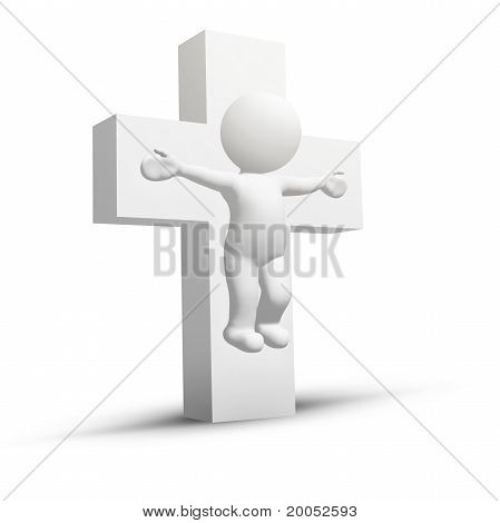 Crucifix, Salvation