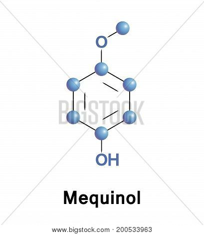 Mequinol is a common active ingredient in topical drugs used for skin depigmentation.