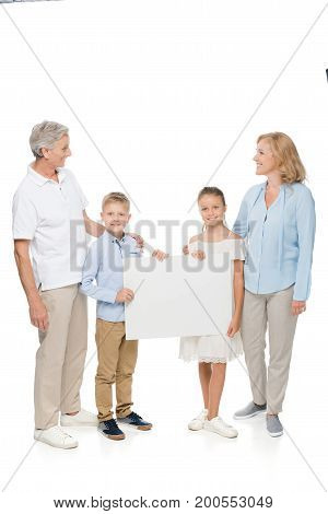 Family With Empty Board