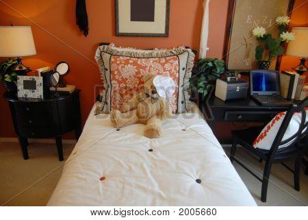 Pretty Bedroom Interior Design