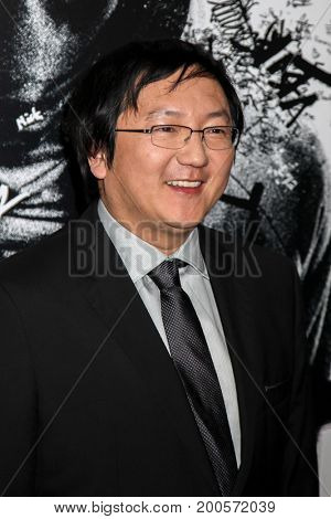 NEW YORK, NY - AUGUST 17: Actor/producer Masi Oka attend the 'Death Note' New York premiere at AMC Loews Lincoln Square 13 theater on August 17, 2017 in New York City