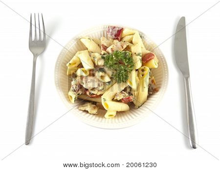 Salad Is Served