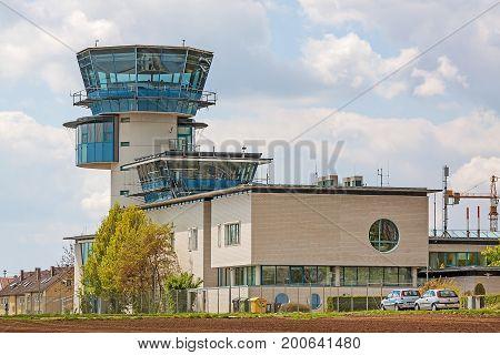 Airport Tower, Stuttgart, Germany