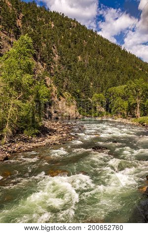 A Trip Up The Animas River