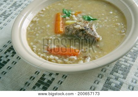 Rumford Soup