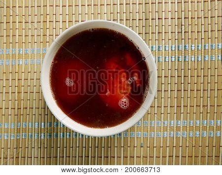 Iraqi Jewish Soup