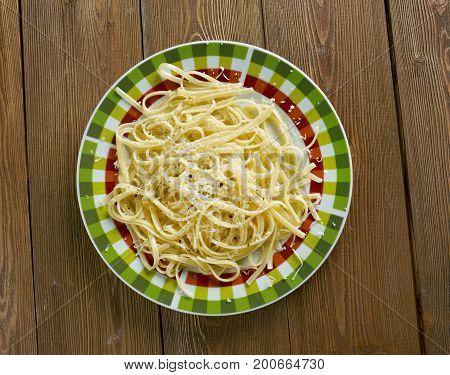 Roman Pasta Dish