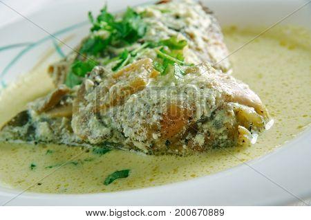 Chicken Of Alsace