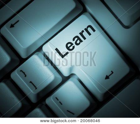 Teclado con clave aprender