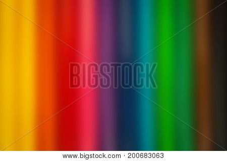 Crayon blur background, Multi color Crayon background.
