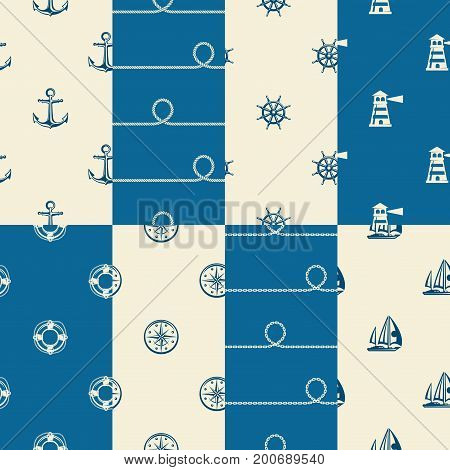 Nautical Background Collection