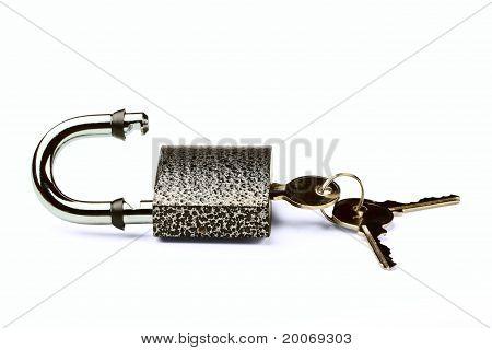 Hinged Lock