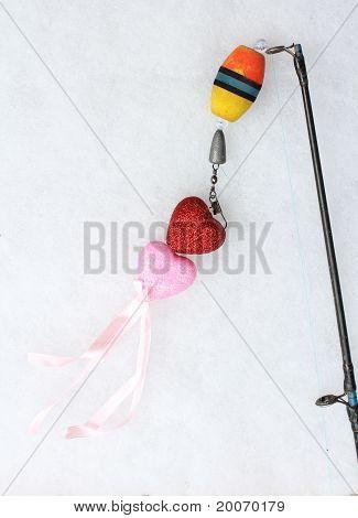 Hearts On Hook