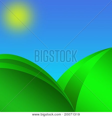 environment background
