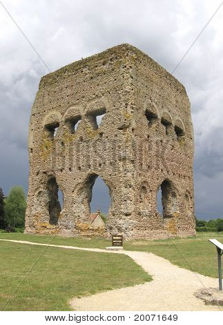 Temple Of Janus In France