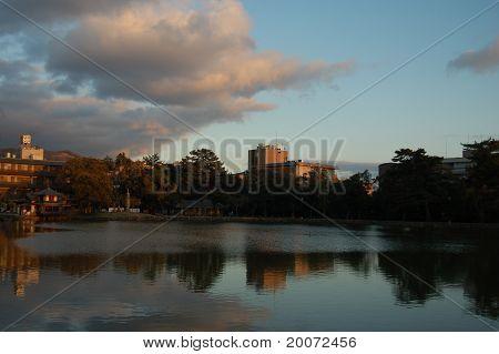 River side city