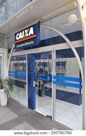 Caixa, Brazil