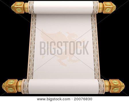 Manuscript A Roll