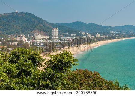 The Karon Beach, Phuket, Thailand