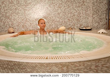 Relaxation In The Spa