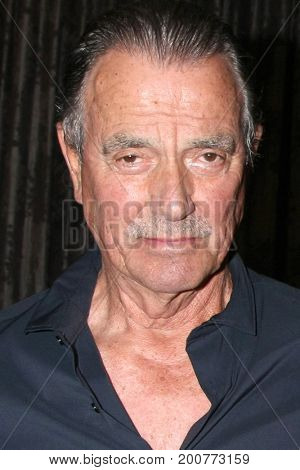 LOS ANGELES - AUG 19:  Eric Braeden at the Young and Restless Fan Event 2017 at the Marriott Burbank Convention Center on August 19, 2017 in Burbank, CA
