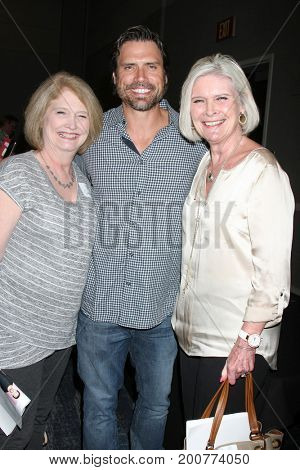 LOS ANGELES - AUG 19:  Joshua Morrow, fans at the Young and Restless Fan Event 2017 at the Marriott Burbank Convention Center on August 19, 2017 in Burbank, CA