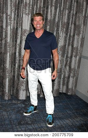LOS ANGELES - AUG 20:  Winsor Harmon at the Bold and the Beautiful Fan Event 2017 at the Marriott Burbank Convention Center on August 20, 2017 in Burbank, CA