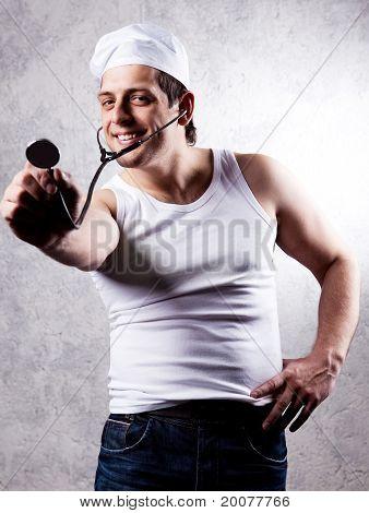 Portrait Of A Surgeon
