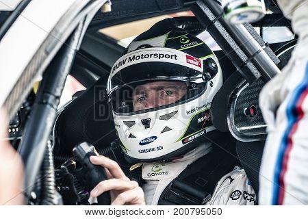 Maxime Martin - BMW M4 - DTM Zandvoort 2017 - Team RBM