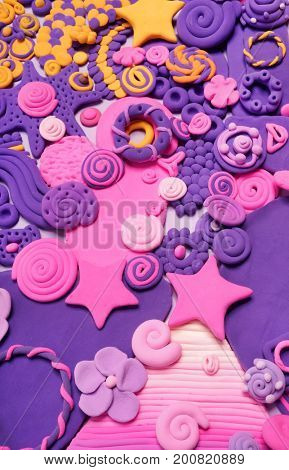 Abstraction from plasticine