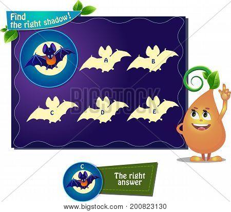 Find Right Shadow Bat