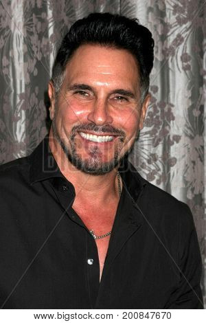 LOS ANGELES - AUG 20:  Don DIamont at the Bold and the Beautiful Fan Event 2017 at the Marriott Burbank Convention Center on August 20, 2017 in Burbank, CA