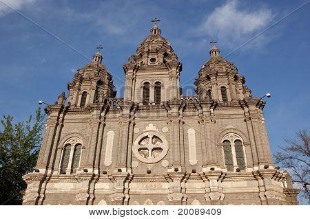 St. Joseph's Church, Beijing, China, Wangfujing