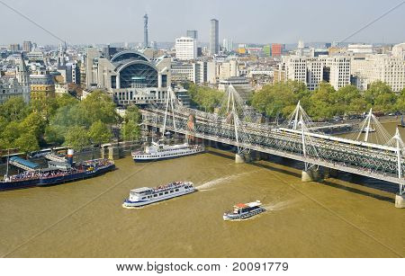 London Foot Bridge