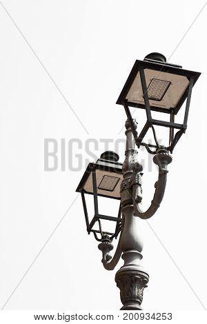 Street Lamp - Old Vintage street lamp