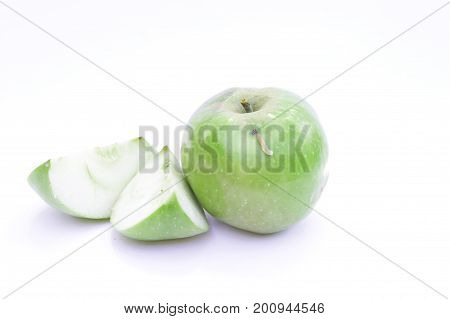 Wormy Apple Photo