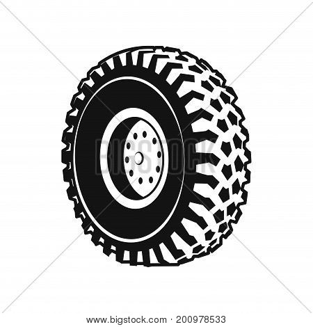 Heavy Duty Truck Rims for tractor vector