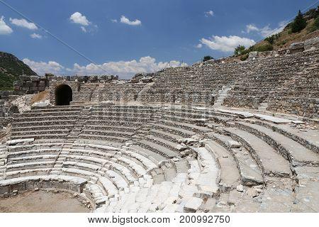 Odeion Of Ephesus