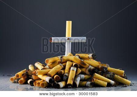 Smoking-death