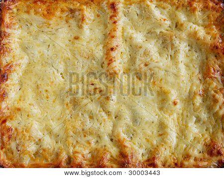 Lasagne texture